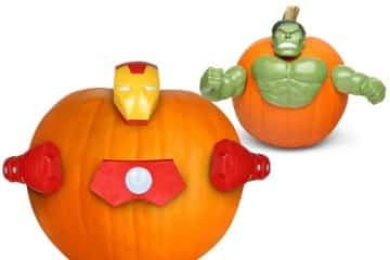 Super-zucche Marvel