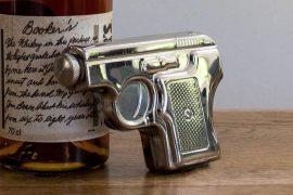 Pistola fiaschetta