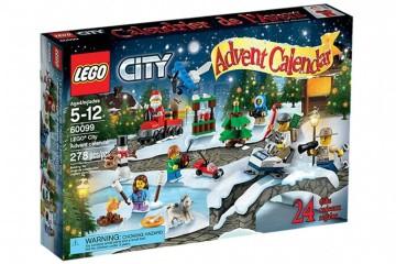 Calendario dell'avvento LEGO 2015