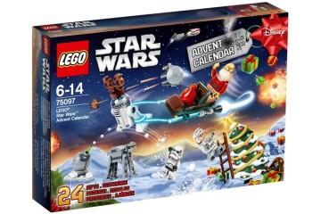 Calendario dell'avvento LEGO Star Wars 2015