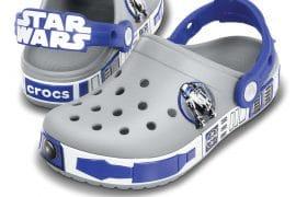 Crocs R2-D2