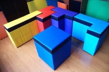 Divanetti di Tetris