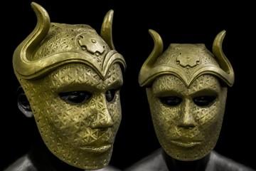 Maschera dei Figli dell'Arpia
