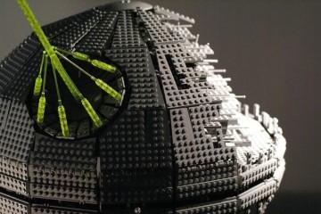 LEGO Morte Nera II