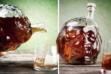 Bottiglia testa da Zombie