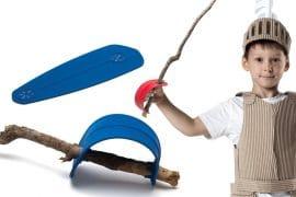 Guardia per spade di legno
