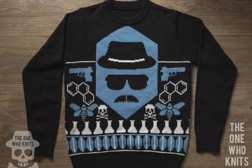 Maglione natalizio di Heisenberg