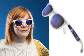 Occhiali lenticolari R2-D2