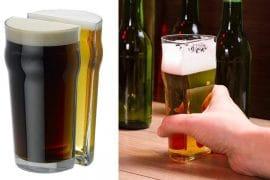 Il bicchiere da mezza pinta