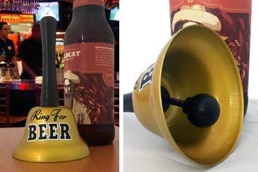 Il campanaccio da birra