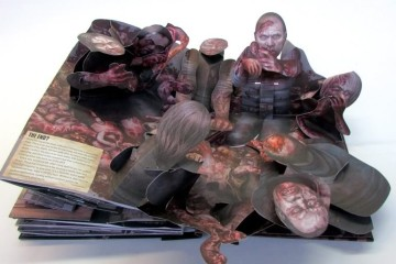 Libro Pop-up The Walking Dead