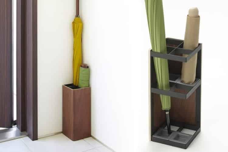 Portaombrelli smart di legno dottorgadget for Blog di design