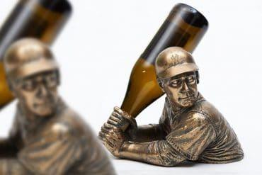 Il giocatore degli Yankees portabottiglie