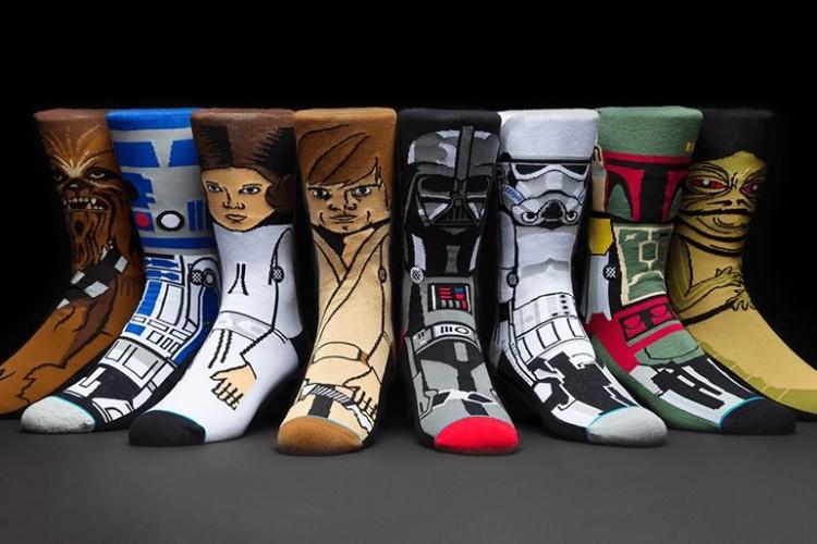 3e9d29f4aa Calze Star Wars