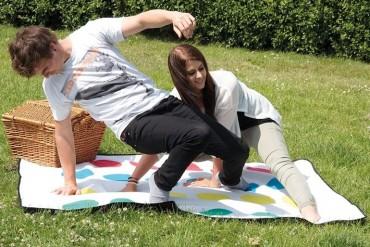 Coperta da picnic Twister