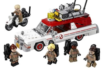 Nuovo LEGO Ghostbusters