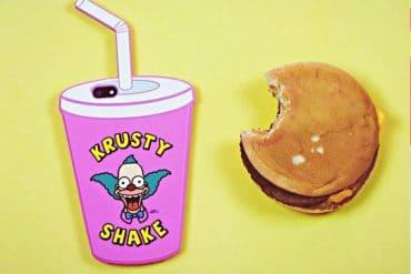 Krusty Shake per iPhone