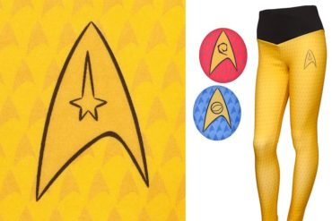 Leggings di Star Trek