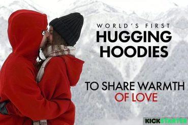 Le felpe per abbracci