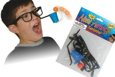 Gli occhiali da deficiente