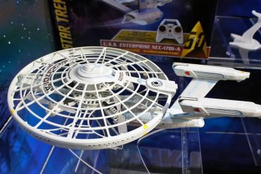 Quadricottero Enterprise