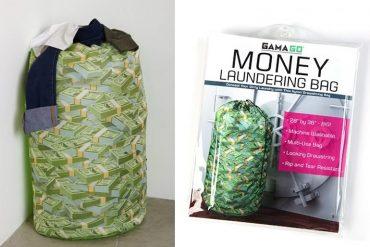 La sacca di Dollari da lavanderia