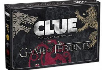 Cluedo Game of Thrones (vero!)