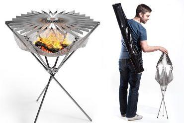 Grillo, il BBQ a ombrello