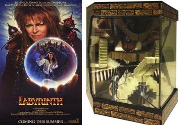 Labyrinth 30° anniversario