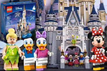 LEGO Castello Disney