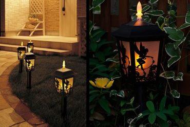 Luce da giardino Campanellino