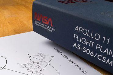 Piano di volo dell'Apollo 11