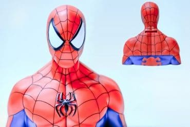 Salvadanio Spider-Man