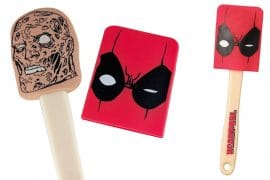 Spatola di Deadpool