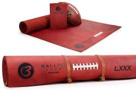Tappeto da Yoga-Football