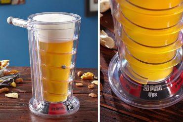 Bicchiere da birra Pinball