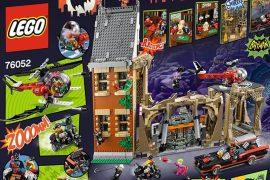 LEGO Batman Classic TV Series – Batcave