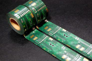 Nastro adesivo – Circuito elettronico
