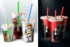 Bicchieri LEGO Star Wars