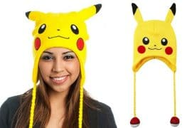 Cappellino peruviano Pikachu