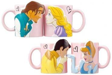 Disney Kiss Mug