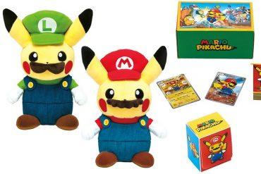 Mario Pikachu