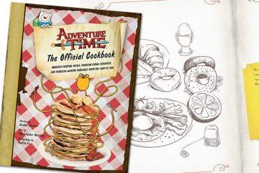 Ricettario di Adventure Time