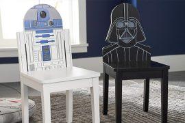 Sedie di Star Wars per bambini