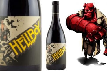 Pinot Nero di Hellboy