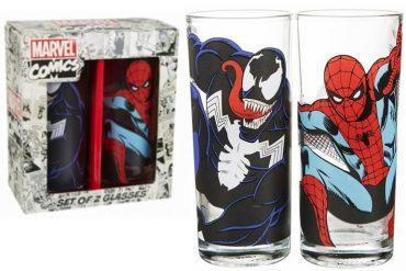 Bicchieri Spider-Man & Venom