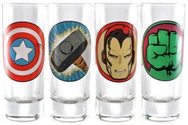 """Bicchierini Avengers """"classici"""""""