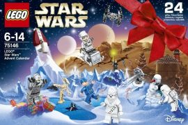Calendario dell'Avvento LEGO Star Wars 2016