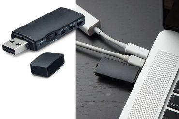 Chiavetta USB per scherzi