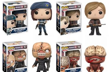 Funko Resident Evil